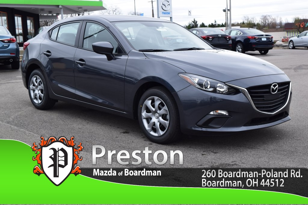 new 2016 mazda mazda3 i sport 4d sedan in boardman m161413 preston mazda. Black Bedroom Furniture Sets. Home Design Ideas