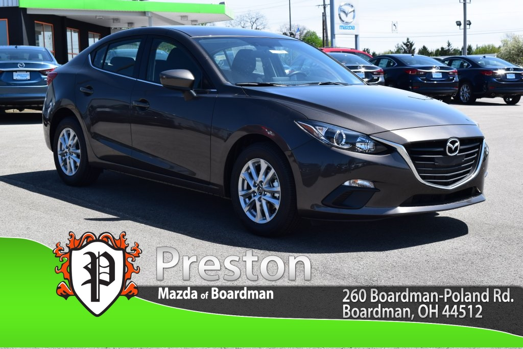 new 2016 mazda mazda3 i sport 4d sedan in boardman m161440 preston mazda. Black Bedroom Furniture Sets. Home Design Ideas