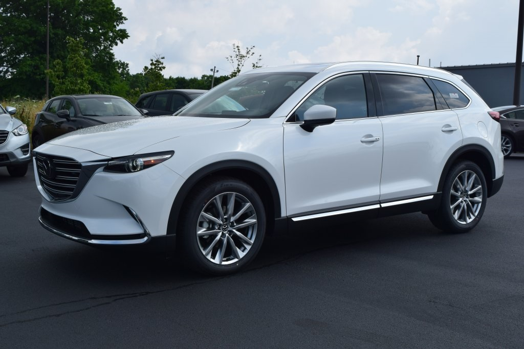 new 2016 mazda cx 9 signature 4d sport utility in boardman m162291 preston mazda. Black Bedroom Furniture Sets. Home Design Ideas